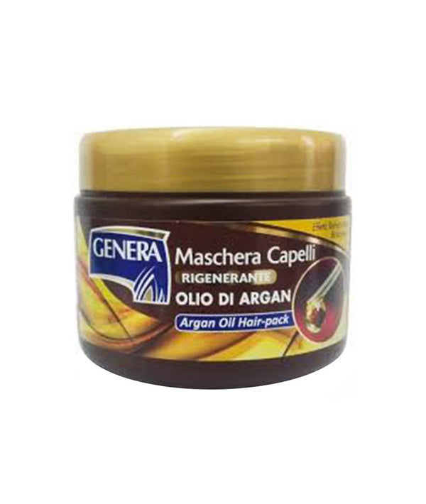 GENERA HAIR-PACK WITH OIL ARGAN 500ML | MASKË PËR FLOKË