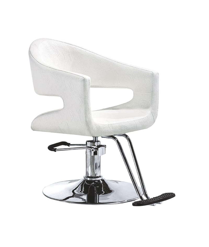 PROFESSIONAL EQUIPMENT CHAIR (WHITE) 8638 | KARRIGE E BARDHË