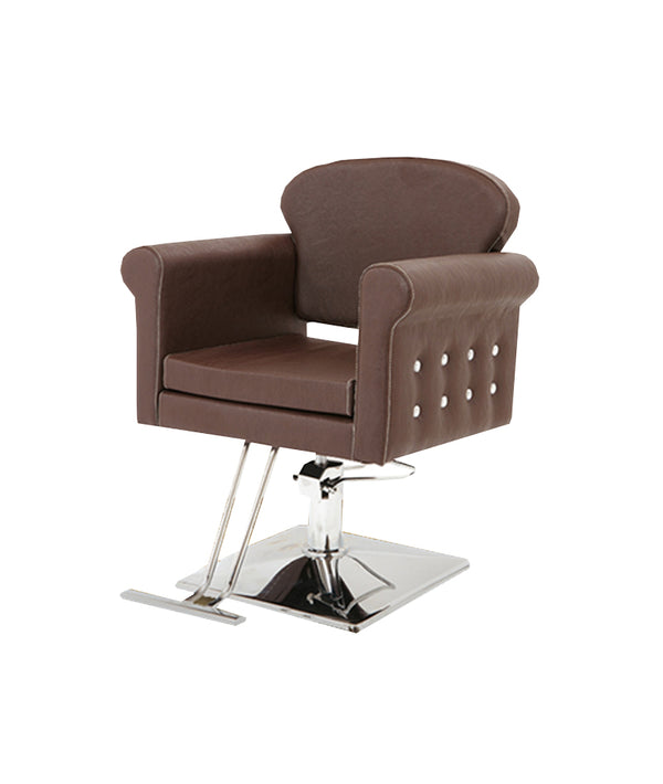 PROFESSIONAL EQUIPMENT CHAIR  (BROWN) 8818 | KARRIGE KAFE