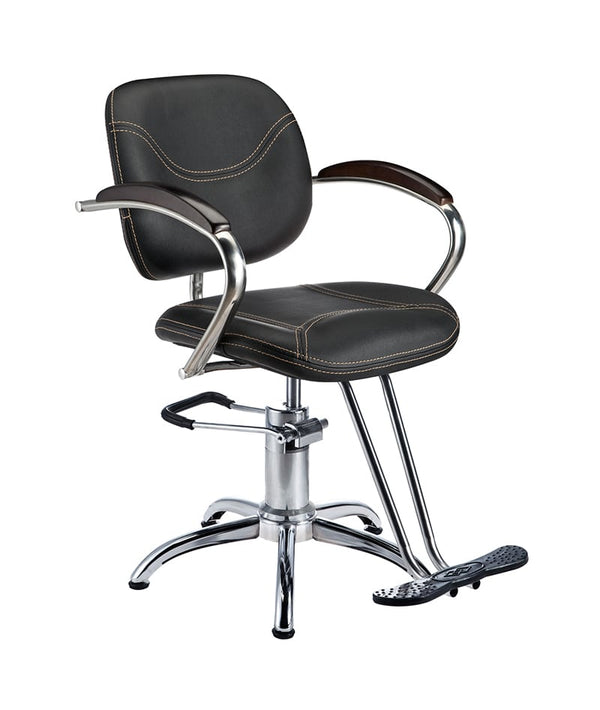 PROFESSIONAL EQUIPMENT CHAIR (BLACK) 8883 | KARRIGE E ZEZË