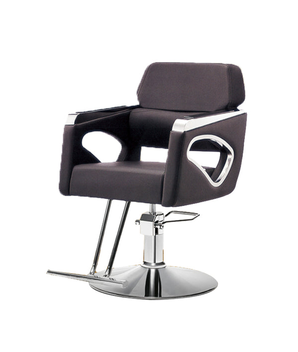 PROFESSIONAL EQUIPMENT CHAIR (BLACK) 8912 | KARRIGE E ZEZË