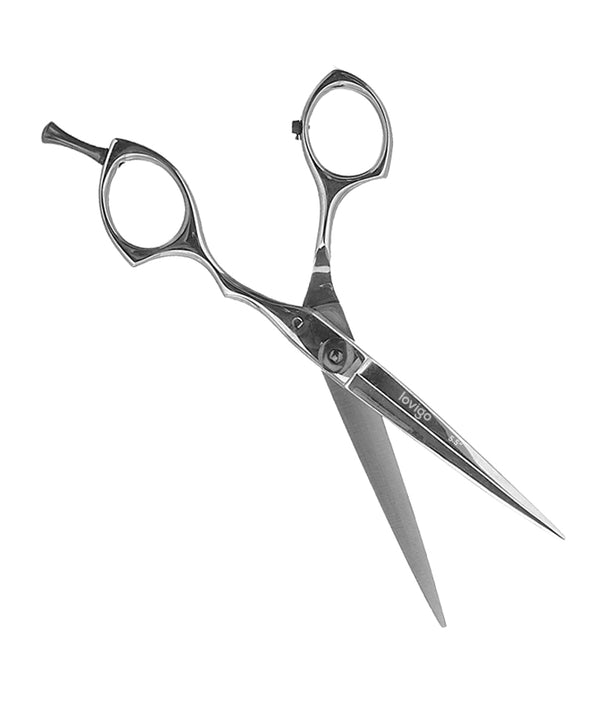 LOVIGO CUTTING SCISSORS 5.5INCH 1002 & MEDIUM BAG | GËRSHËRË