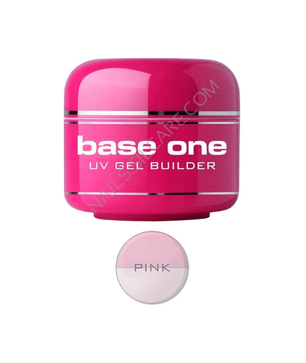 SILCARE BASE ONE UV GEL BUILDER PINK 5G | GELL NDËRTUES
