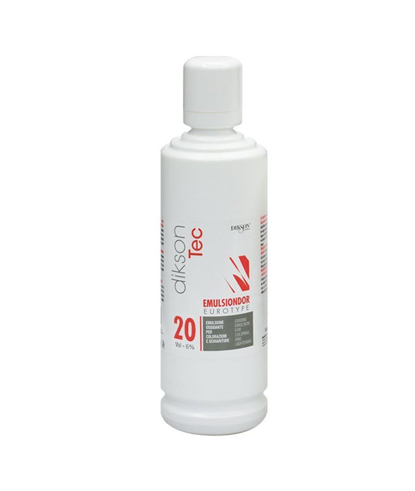 DIKSON TECH EMULSIONDOR HYDROGEN 20 VOL. 980ML