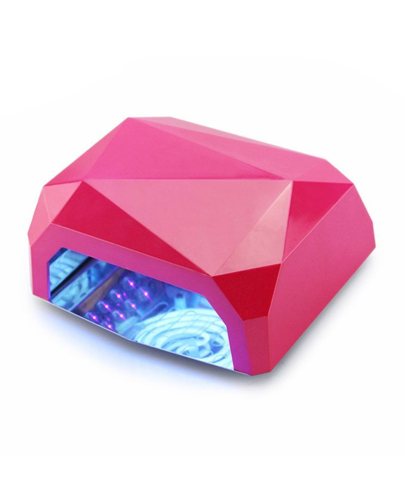 ALLURE UV & LED LAMP DIMOND 3-TIME COLOUR 36W | UV & LED LLAMBË