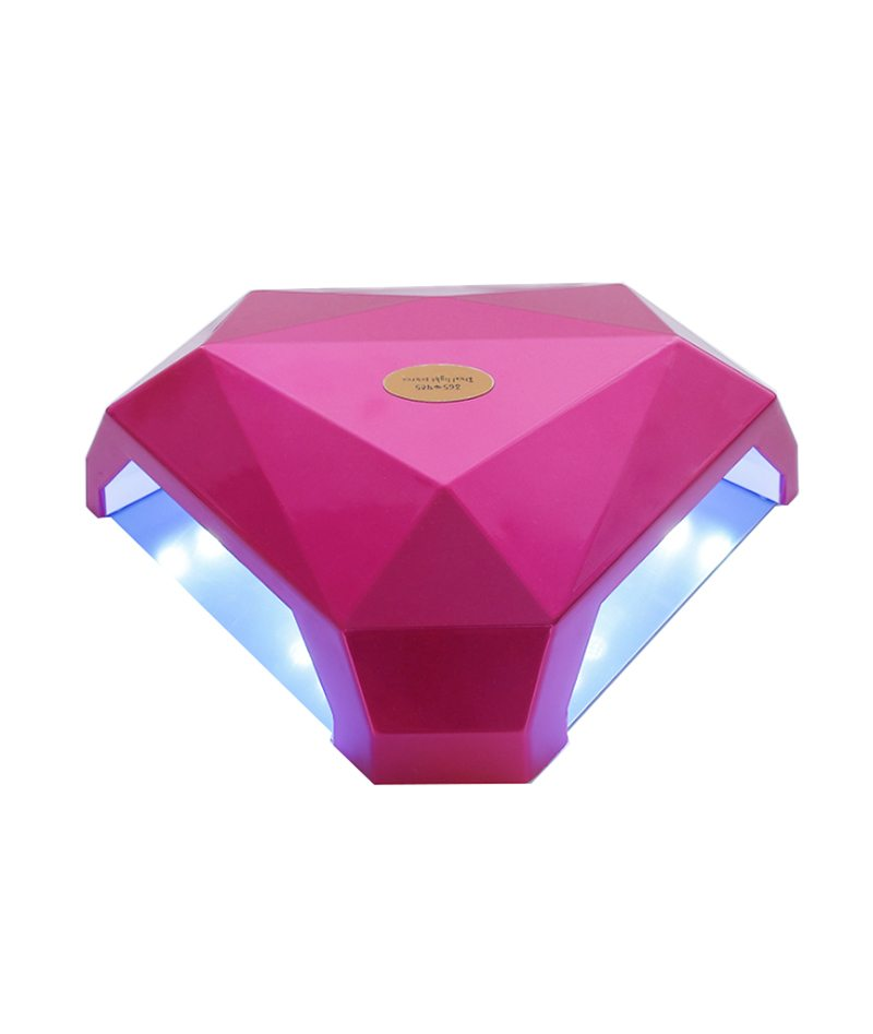 ALLURE LED LAMP DOUBLE-HAND WITH SENSOR PINK 36W | LED LLAMBË PINK