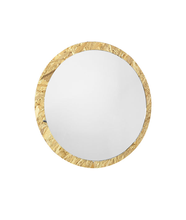 PROFESSIONAL EQUIPMENT ROUNDED MIRROR 0012 83cm | PASQYRË E RRUMBULLAKËT