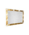 PROFESSIONAL EQUIPMENT WOODEN MAKEUP MIRROR WITH LIGHTING 0014H 135X100cm | PASQYRË PËR GRIM ME NDRIQIM