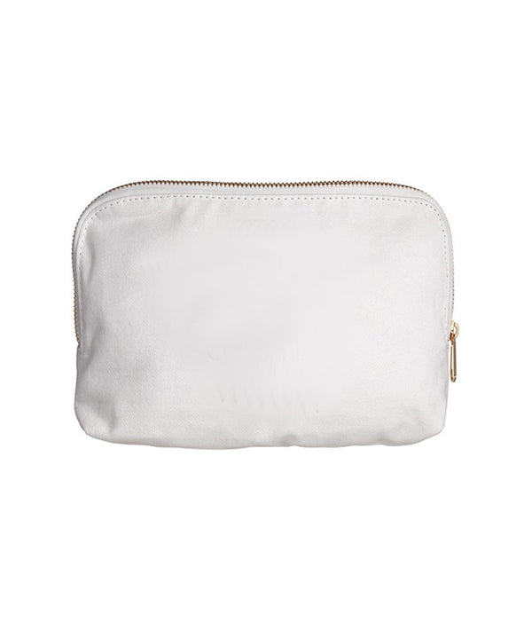 ALLURE MAKE-UP BAG WHITE | ÇANTË PËR GRIM