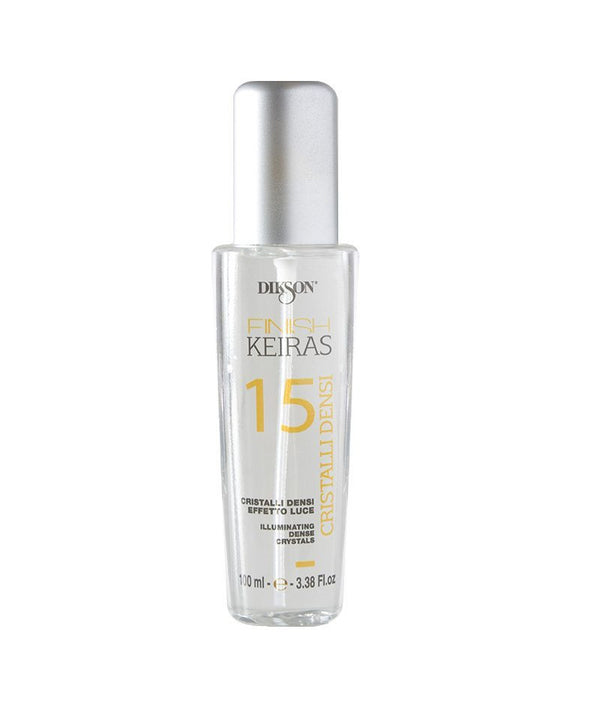 DIKSON KEIRAS FINISH ILLUMINATING DENSE CRYSTALS 15 100ML | SERUM PËR  FLOKË