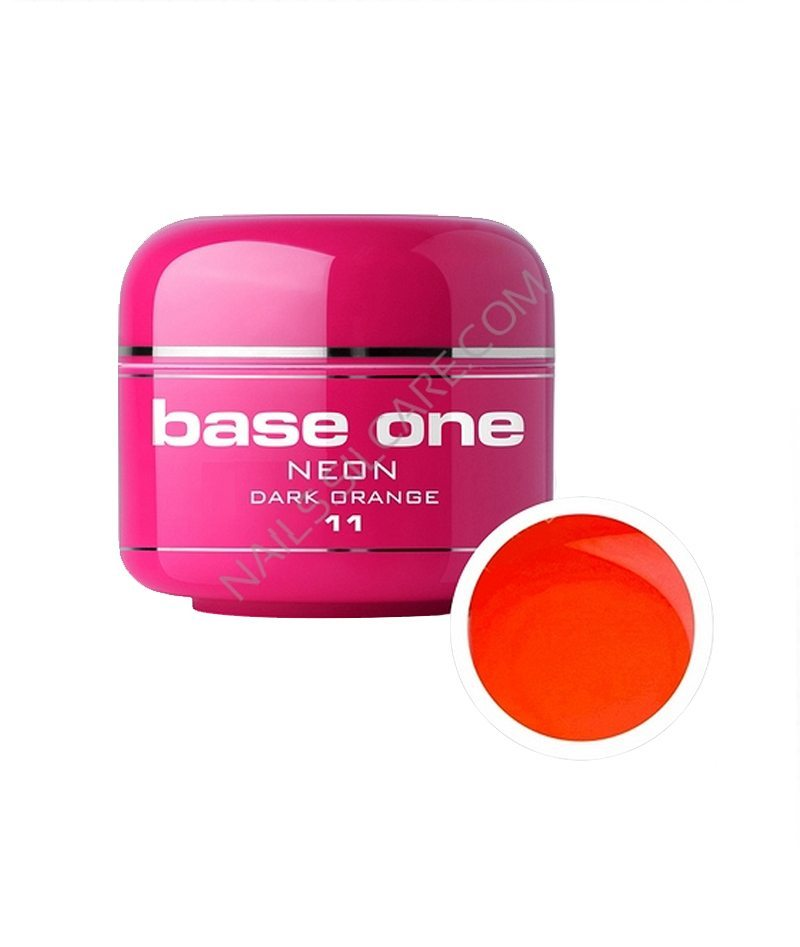 SILCARE UV GEL COLOR NEON 11 DARK ORANGE 5g | GELL ME NGJYRË