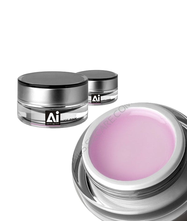 SILCARE AI AFFINITY ICE PINK GEL 15G | GELL PËR THONJ