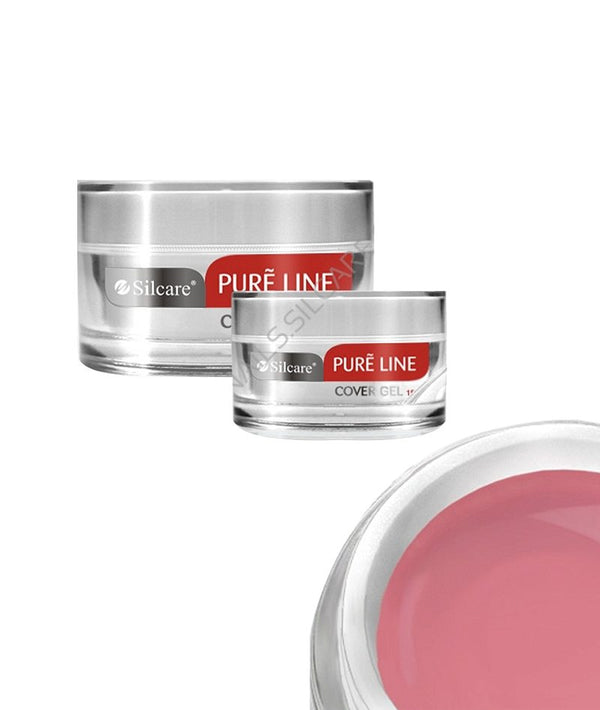 SILCARE PURE LINE COVER GEL 50G | GELL NDËRTUES