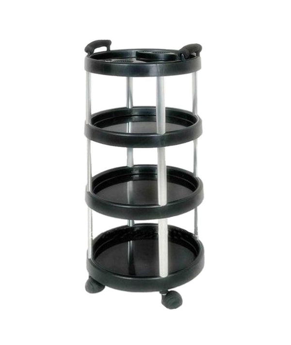PROFESSIONAL EQUIPMENT SALON TROLLEY BQ-582 | KARROCË