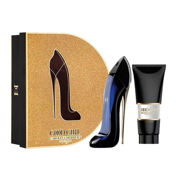 CAROLINA HERRERA GOOD GIRL NEW YORK PERFUME 50ml & BODY LOTION 75ml | SET PËR FEMRA