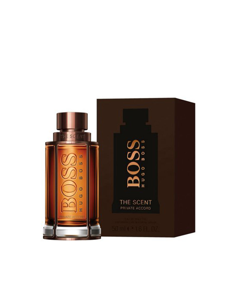 HUGO BOSS THE SCENT PRIVATE ACCORD EDT 50ml | PARFUM PËR MESHKUJ