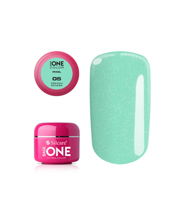 BASE GEL ONE PIXEL FRENCH RIVIERA 05 5G | GELL ME NGJYRË