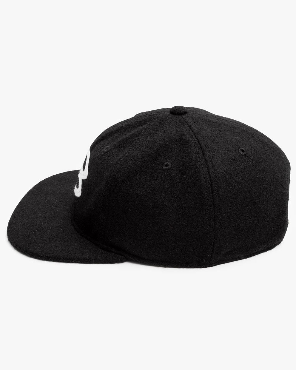 Beloved Wool Strapback Hat