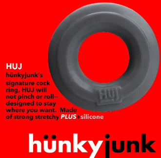 Hunkyjunk<br>HUJ3 Cock Ring<br> 3 Rings In A Package aw-sex-products.
