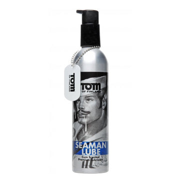 Tom of Finland Seaman Lube <br>8 oz aw-sex-products.