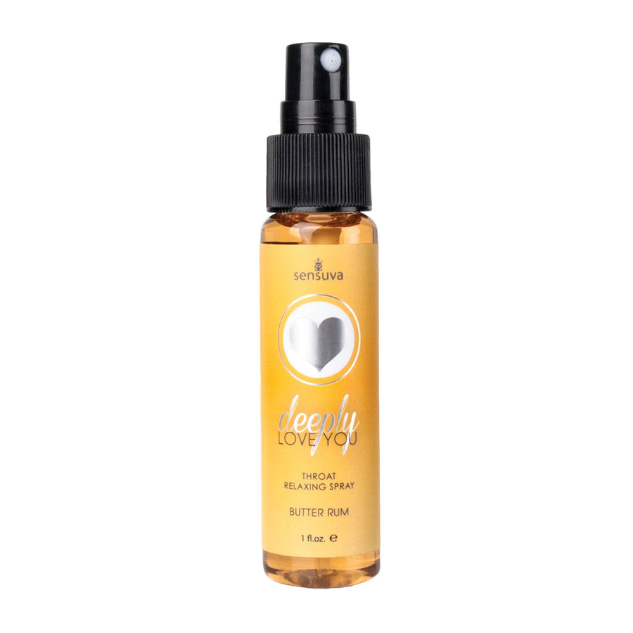 Sensuva <br>Deeply Love You <br>Throat Relaxing Spray aw-sex-products.