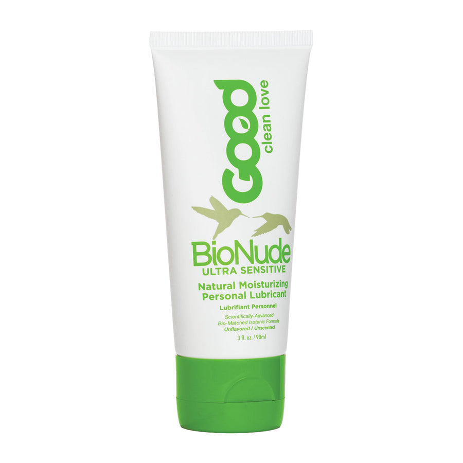 Good Clean Love BioNude Ultra Sensitive Personal Lubricant aw-sex-products.