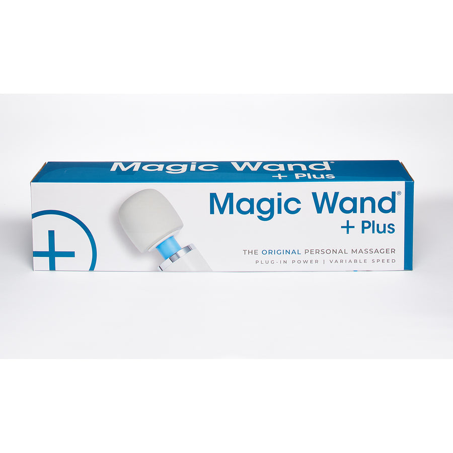 Magic Wand Plus Authentic aw-sex-products.
