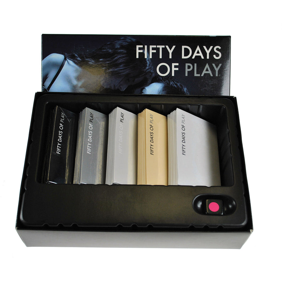 Fifty Days of Play<br>Couples Sex Game aw-sex-products.