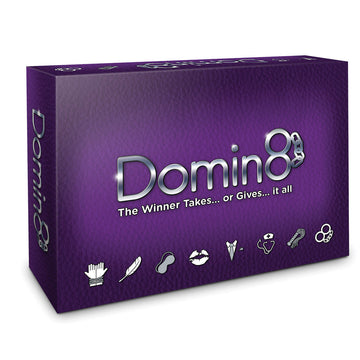 Domin8 Couples Sex Game