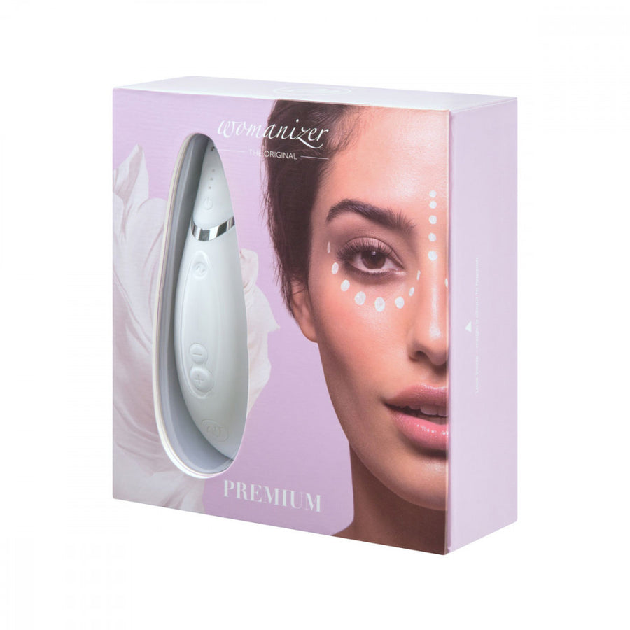Womanizer<br> Premium<br>Clitoral Stimulator aw-sex-products.