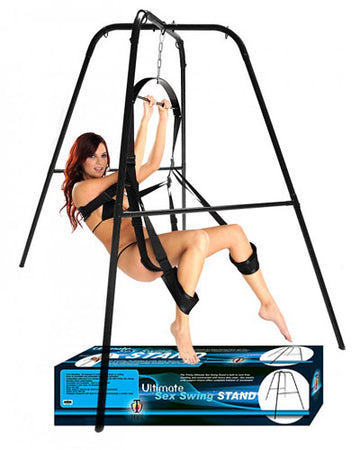 Trinity Ultimate Sex Swing Stand aw-sex-products.
