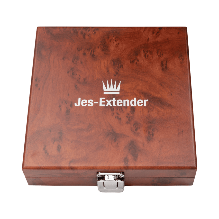 Jes Extender Silver Penis Enlarger Kit Natural and Proven Results aw-sex-products.