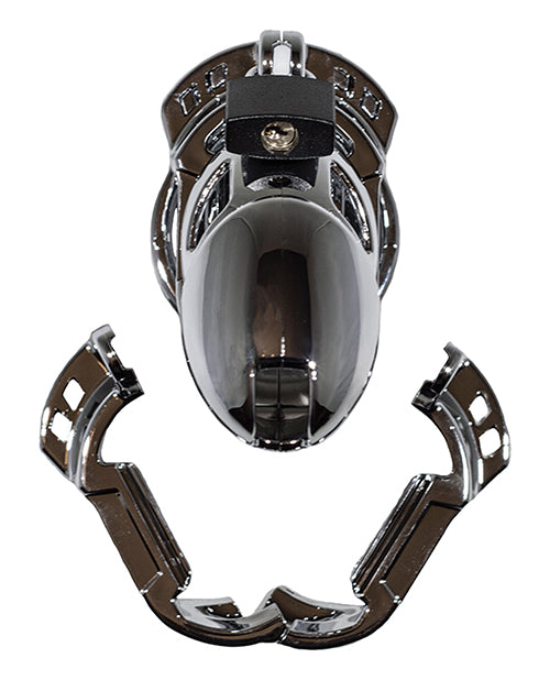 Locked In Lust The Vice Male Chastity Cock Cage - 3 Sizes and 4 Colors aw-sex-products.