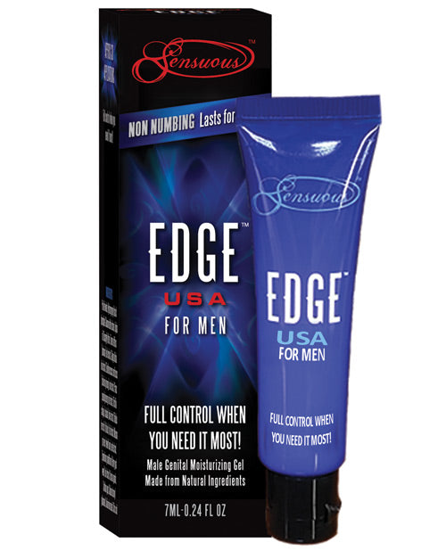 Edge Delay Gel <br>For Men<br> 7ml aw-sex-products.