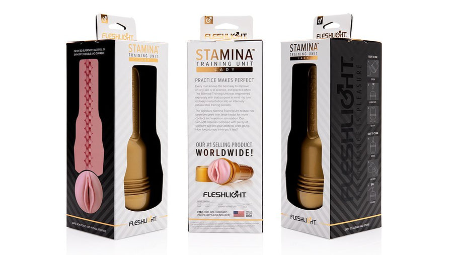 Fleshlight Stamina Training