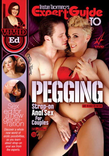 TRISTAN TAORMINO'S<br>EXPERT GUIDE<br>To Pegging<br>Educational DVD