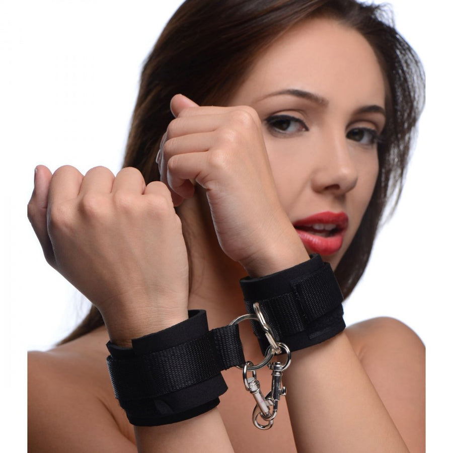 Wristlet Cuffs<br> Wrists or Ankles aw-sex-products.