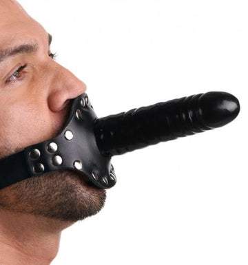 Strict Leather Ride Me Mouth Gag