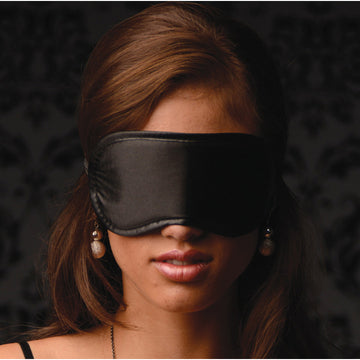 Le Boheme<br>Satin Blindfold<br>Black aw-sex-products.