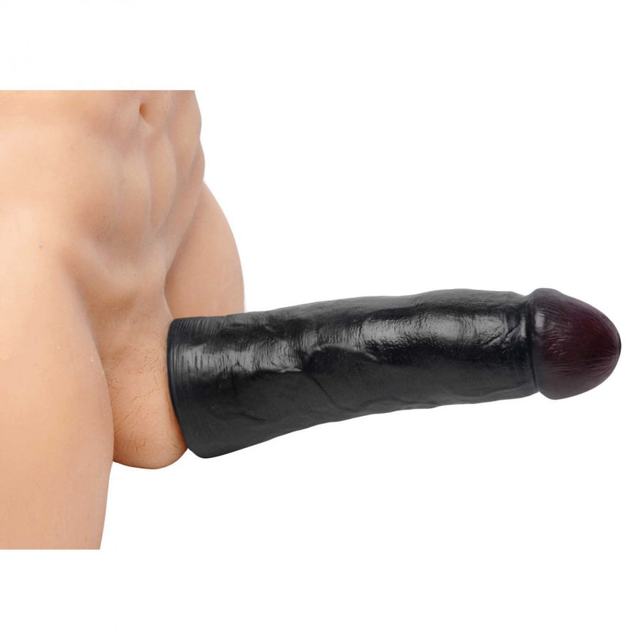 LeBrawn<br> Extra Large<br> Penis Extender Sleeve aw-sex-products.