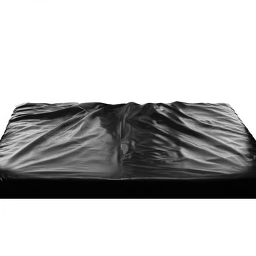 King Size <br.Waterproof <br>Fitted Sex Sheet aw-sex-products.