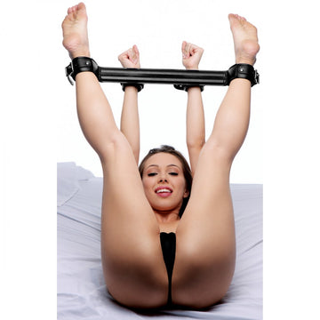Deluxe Rigid Spreader Bar aw-sex-products.