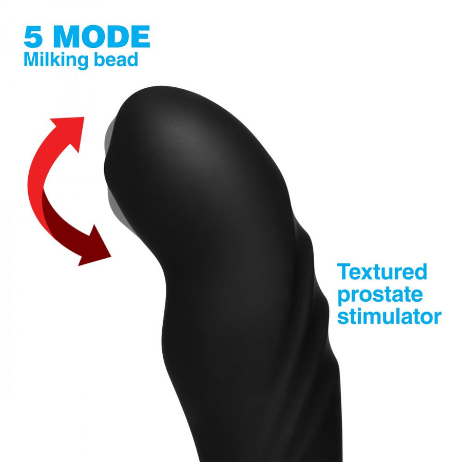 17X P-Trigasm 3-in-1<br>Silicone<br> Prostate Stimulator aw-sex-products.