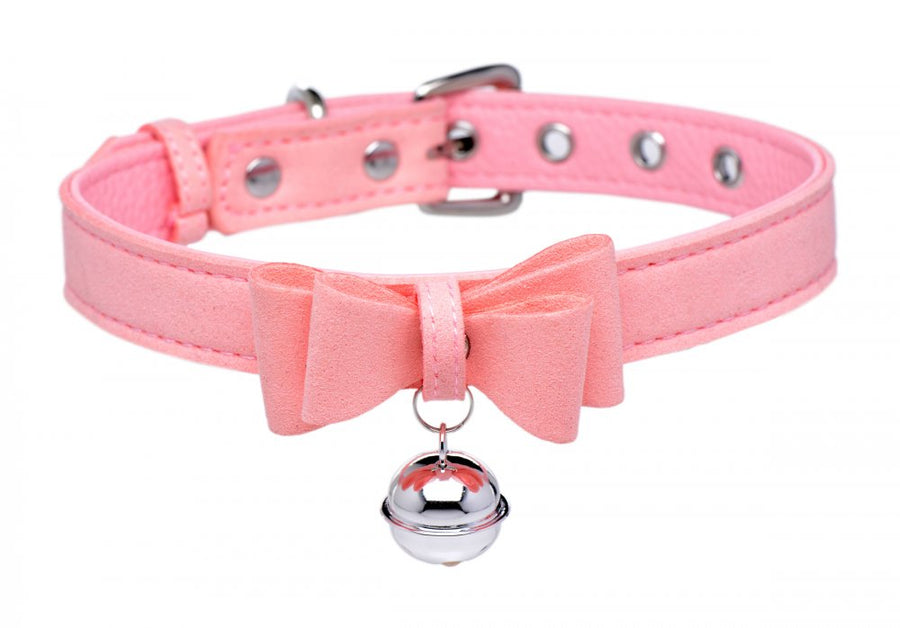 Sugar Kitty<br>Cat Bell<br>Collar aw-sex-products.