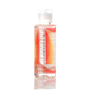 Fleshlight Fleshlube Fire Warming Lubricant 4 oz aw-sex-products.