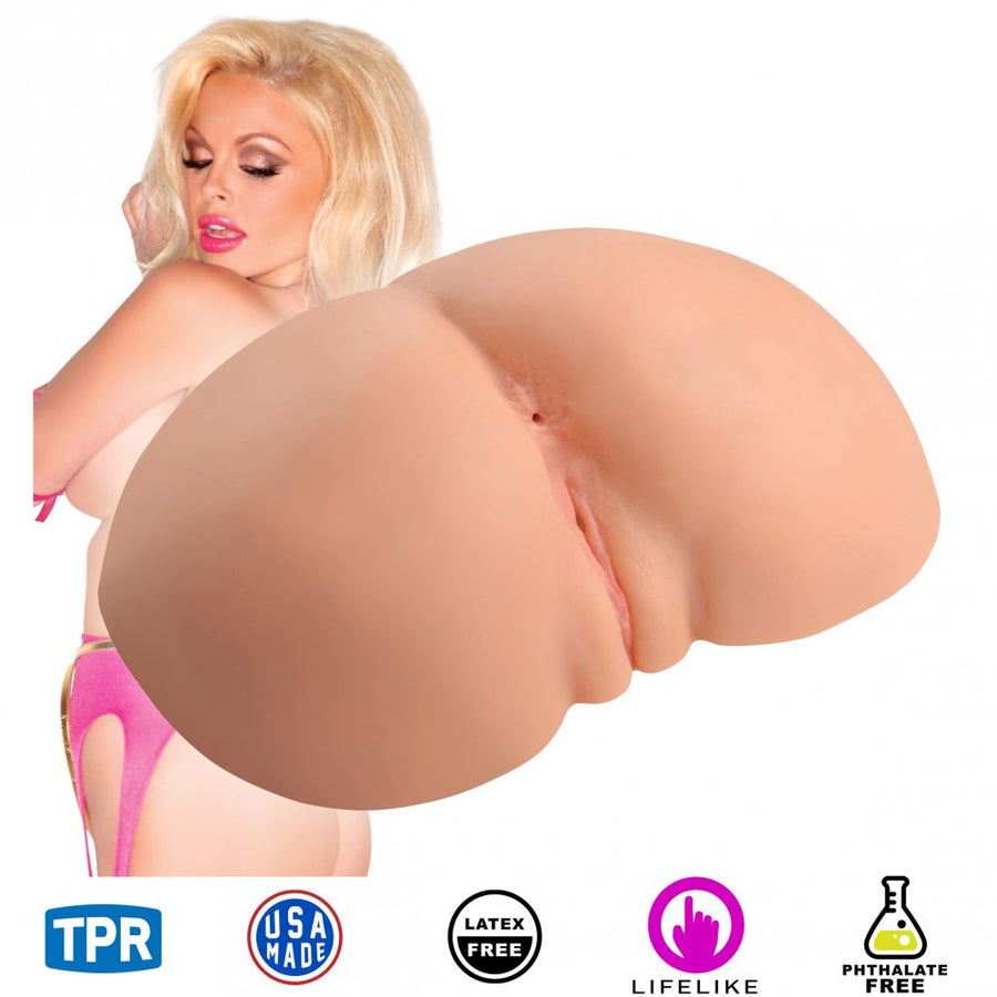 Jesse Jane<br>Doggy Style<br> Pussy and Ass<br>Masturbator aw-sex-products.