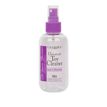 Dr. Laura Berman Universal Toy Cleaner 6.28 Fl. Oz. aw-sex-products.