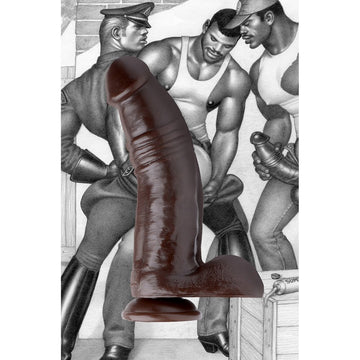 Tom of Finland <br>Break Time<br> Realistic Dildo
