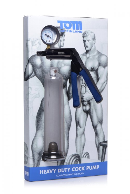 Tom of Finland <br>Heavy Duty <br>Cock Pump aw-sex-products.