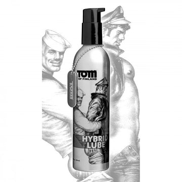 Tom of Finland <br>Hybrid Lubricant<br> 8oz aw-sex-products.